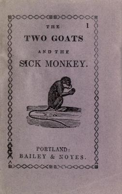 The two goats and the sick monkey