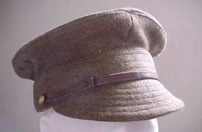 Military cap; 2011.39