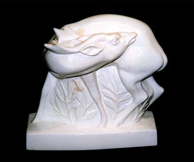 Wedgwood Porcelain Deer