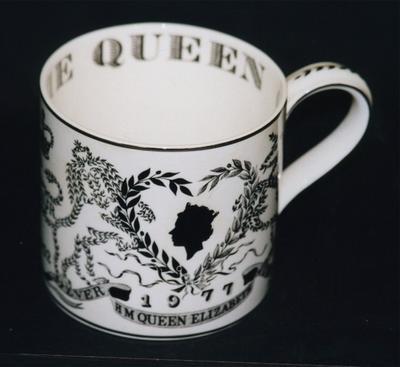 Queen Elizabeth II Commemorative Mug