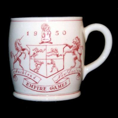 Empire Games Commemorative Mug