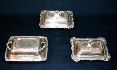 Miniature Chafing Dishes