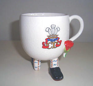 Commemorative Wedding Mug; 1999.28