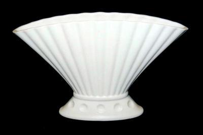 Crown Lynn Fan Vase