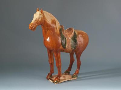 Reproduction Tang Burial Horse