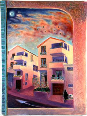 9 Vernon Street; 1999.48