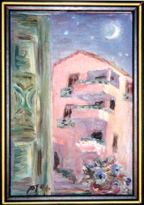 Vernon Street at Night; 1999.58