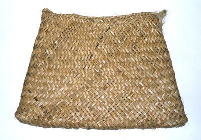 Flax bag