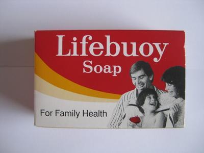 Lifebuoy Soap from Antarctic hut