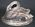 Swan Glass Dish